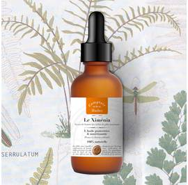 Le Ximénia - huile végétale - Comptoir des Huiles - Visage - Corps - Cheveux