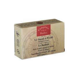 Cold process soap - Le Baobab - Comptoir des Huiles - Hygiene