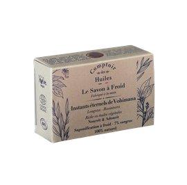 Cold process soap - Eternal moments of Vohimana - Comptoir des Huiles - Hygiene