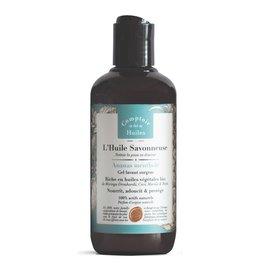 Huile Savonneuse - Shower oil - Pineapple & menthol - Comptoir des Huiles - Hygiene