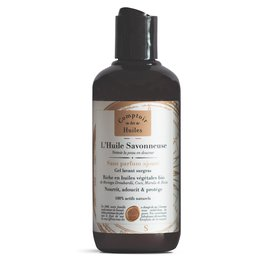 Huile Savonneuse - Shower oil - Fragrance free - Comptoir des Huiles - Hygiene