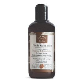Huile Savonneuse - Shower oil - Youth of woody anise - Comptoir des Huiles - Hygiene
