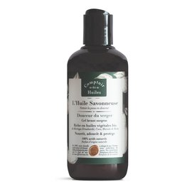 Huile Savonneuse - Shower oil - Sweetness of the Orchard - Comptoir des Huiles - Hygiene