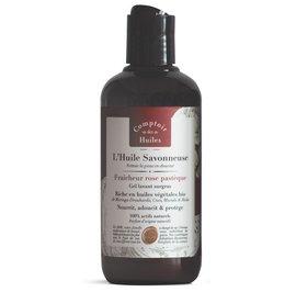 Huile Savonneuse - Shower oil - Watermelon & Rose Freshness - Comptoir des Huiles - Hygiene