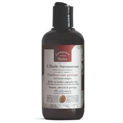 L'Huile Savonneuse - Fraîcheur rose pastèque - Comptoir des Huiles - Hygiène