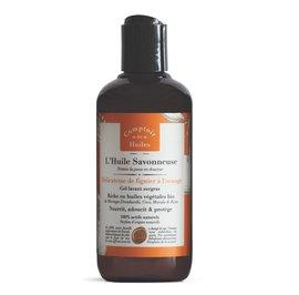 Huile Savonneuse - Shower oil - Orange & Fig Tree Delicacy - Comptoir des Huiles - Hygiene