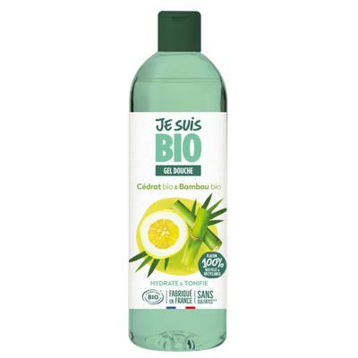 Bamboo shower gel - JE SUIS BIO - Hygiene