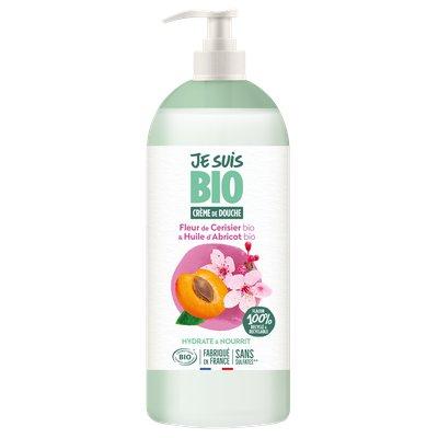 Cherry shower cream - JE SUIS BIO - Hygiene
