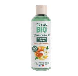 image produit Eco-recharge déodorant miel-fleur d'oranger