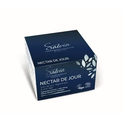 Nectar de jour - Salvia Nutrition&cosmétiques - Face