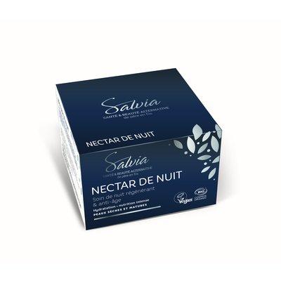 Nectar de nuit - Salvia Nutrition&cosmétiques - Visage