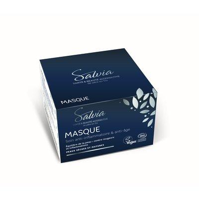 Masque - Salvia Nutrition&cosmétiques - Visage