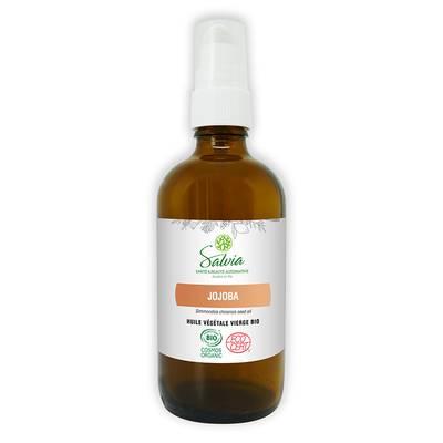 Huile végétale de jojoba - Salvia Nutrition&cosmétiques - Ingrédients diy