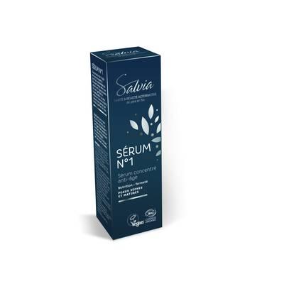 Sérum N1 - Salvia Nutrition&cosmétiques - Visage