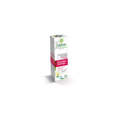 Circul'Aroma Massage - Salvia Nutrition&cosmétiques - Massage et détente - Corps
