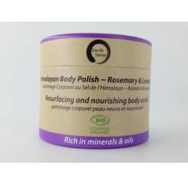 Body Polish Exfoliant - Lavender & Rosemary - Earth Sense - Body