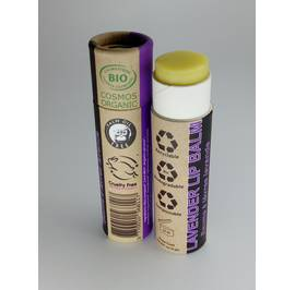 Lavender Lip Balm - Earth Sense - Face