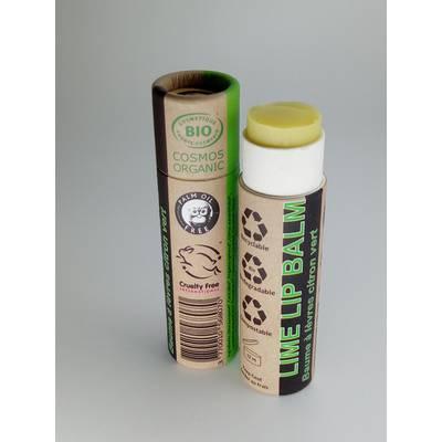 Baume Lèvres au Citron Vert - Earth Sense - Visage