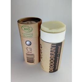 Natural Deodorant - Sandalwood - Earth Sense - Hygiene