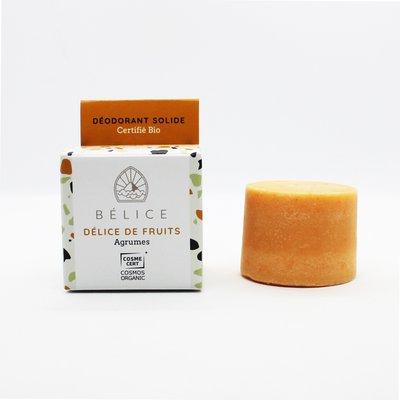Déodorant Solide Délice De Fruits - Bélice - Hygiène