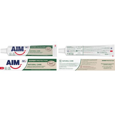 Natural Care - Aim Expert Protection - Hygiene