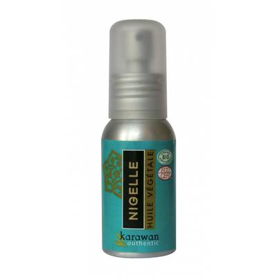 Huile de Nigelle 50ml - Karawan authentic - Corps