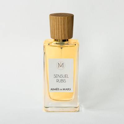 SensuelRubis - Elixir De Parfum - AIMEE DE MARS - Parfums et eaux de toilette