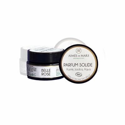 Parfum solide Belle Rose - AIMEE DE MARS - Parfums et eaux de toilette