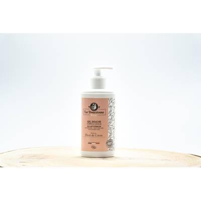 Gel Douche Corps & Cheveux BIO lait d'ânesse 250ml - LA DOUCEENNE - Hygiène