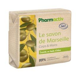 Le savon de Marseille - Pharmactiv - Hygiène