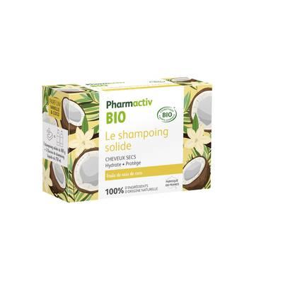 Le shampoing solide Cheveux secs - Pharmactiv Bio - Cheveux