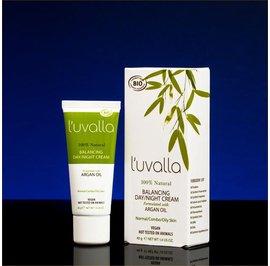 Crème de jour et nuit - L'Uvalla - Visage