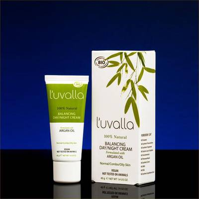 Balancing day night cream - L'Uvalla - Face