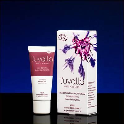 Crème anti-âge jour et nuit - L'Uvalla - Visage