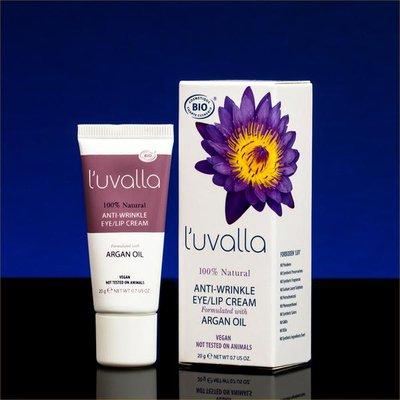 Crème pour les yeux et les lèvres - L'Uvalla - Visage