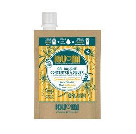 image produit Recharge soin douche lavant à diluer vanille des îles / huile de monoï