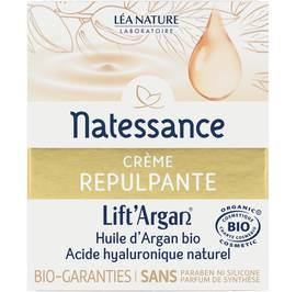 Plumping cream - Lift'Argan - Natessance - Face