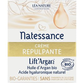 Plumping cream - Lift'Argan - Natessance - Face