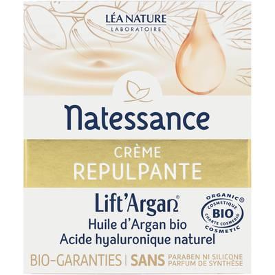 Crème repulpante - Lift'Argan - Natessance - Visage