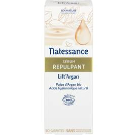 Sérum repulpant - Lift'Argan - Natessance - Visage
