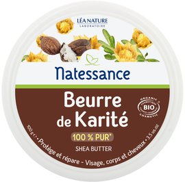 Shea body butter - Protects and Repair - Natessance - Body