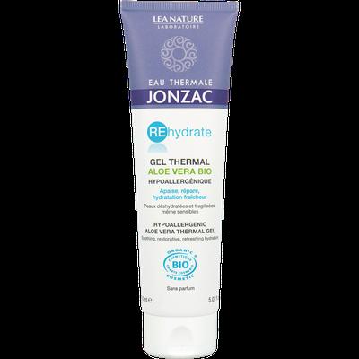 Hypoallergenic aloe vera thermal gel - REhydrate - Eau Thermale Jonzac - Face - Hair - Body