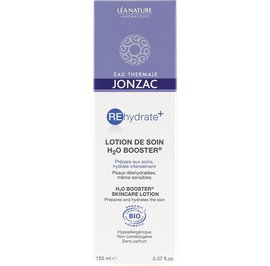 Lotion de soin H2O Booster - REhydrate + - Eau Thermale Jonzac - Visage