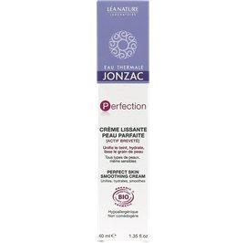 Crème lissante peau parfaite - Perfection - Eau Thermale Jonzac - Visage