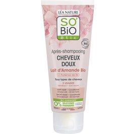 Soft hair conditioner - Almond milk - So'bio étic - Hair