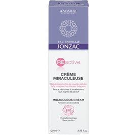Crème miraculeuse - REactive - Eau Thermale Jonzac - Visage - Corps