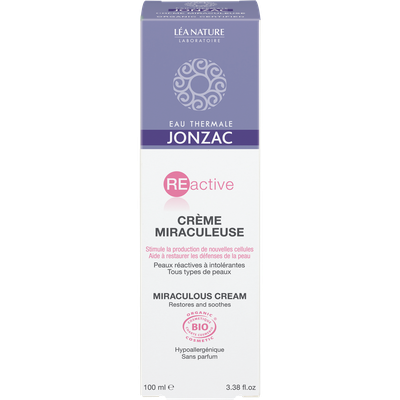 Miraculous Cream - REactive - Eau Thermale Jonzac - Face - Body