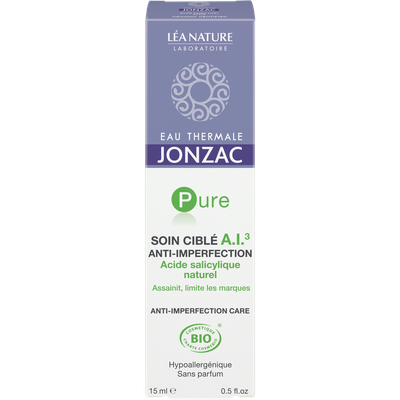 Anti-imperfection care - Pure - Eau Thermale Jonzac - Face