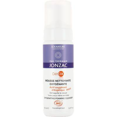 Oxygenating foaming cleanser - détOX - Eau Thermale Jonzac - Face