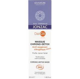Chrono-detox mask - détOX - Eau Thermale Jonzac - Face